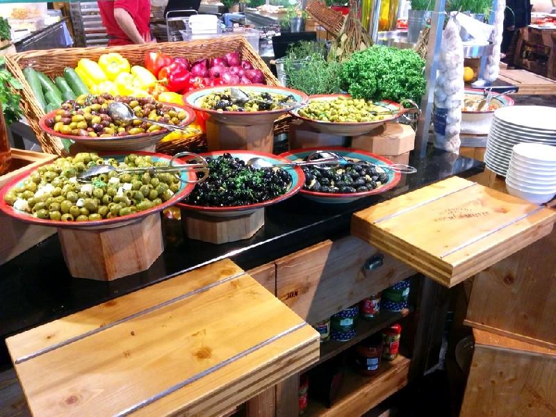 Kochmütze (Restaurant im Möbel Höffner) | Veganfreundlich | Vegan ...