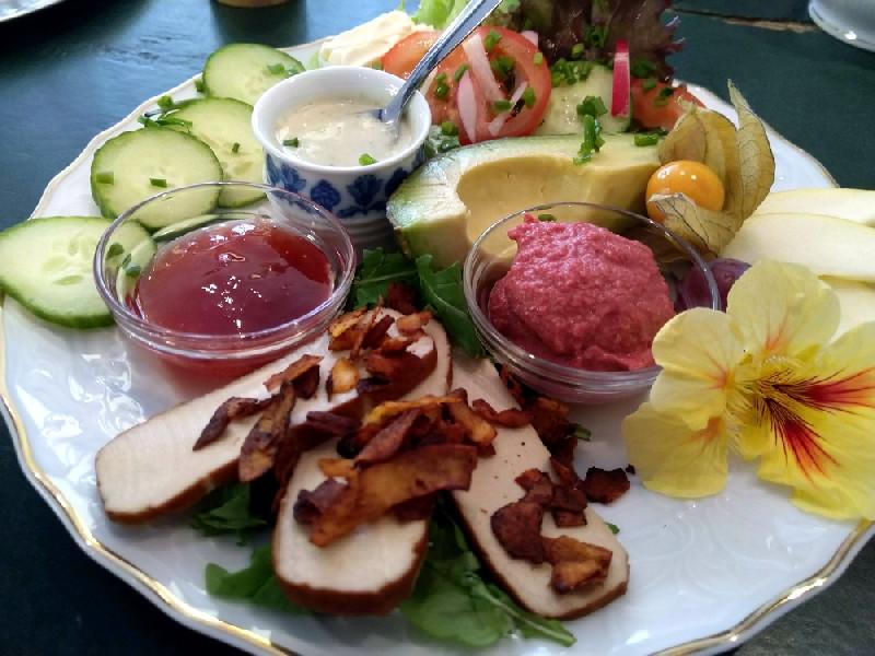 Café Kirsch Veganfreundlich Vegan Guide Nürnberg